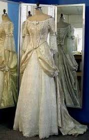 historical gown