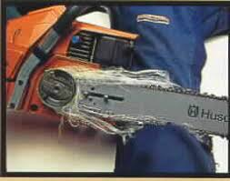 chainsaw protective