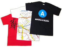 nyc subway shirts