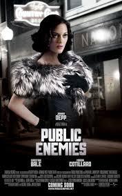public enemies posters