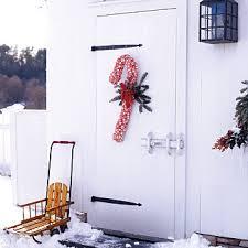 candy cane wreaths