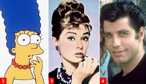 grease the movie hairstyles
