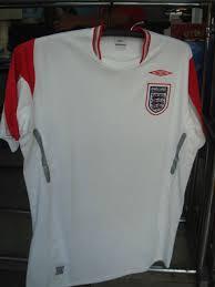 england new home shirt