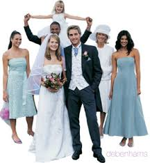 bridal colours