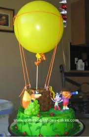 dora the explorer birthday decorations