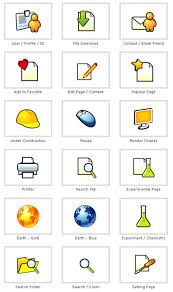 free webpage icons