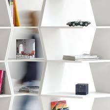 modern book shelving