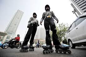 street roller blades