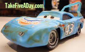 disney pixar cars king