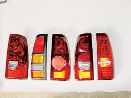 chevy truck taillights