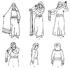 egyptian head wear