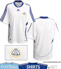 finland football shirt
