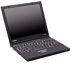 compaq evo notebook n410c