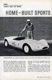 home built sports cars