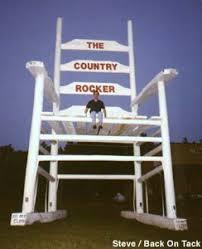 big rocking chairs