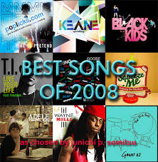 my songs 2008