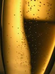 cristal champage