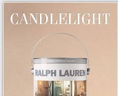 ralph lauren candlelight paint