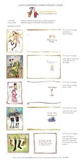 fashion cards