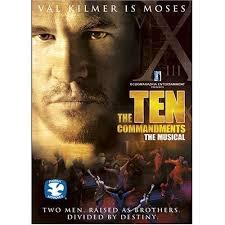 ten commandments dvd