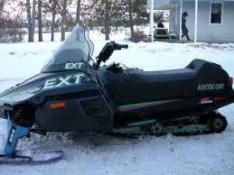 arctic cat ext 580