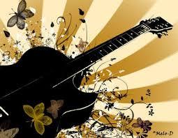 brushes guitar