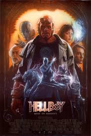 hell boy poster