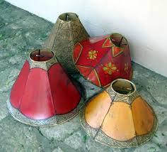 moroccan lamp shade