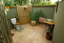 outdoor bathroom designs