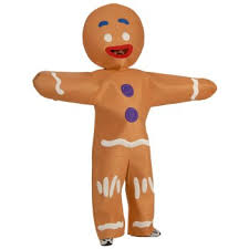 gingerbread man costumes