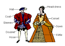 medieval clothing styles
