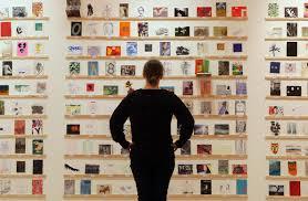 postcards art