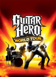 guiter hero drums