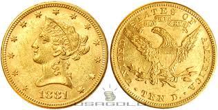 $10 gold piece