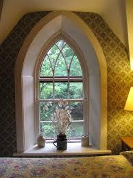 gothic style windows