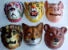 animal mask designs
