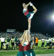 different cheer stunts