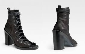 tie up boot