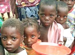 hungry children africa
