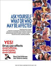 antidrug campaign