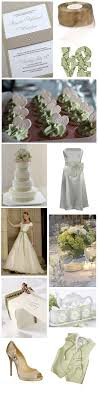 sage green wedding theme