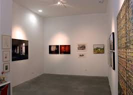 art gallery paint