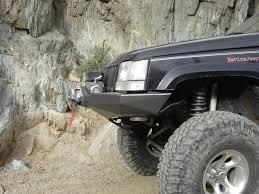 grand cherokee bumpers