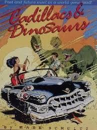 cadillacs and dinosaurs comic