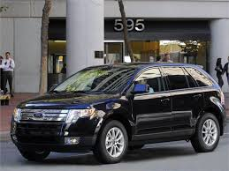 ford edge car