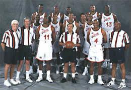 1996 usa olympic basketball team