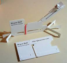 coolest business cards