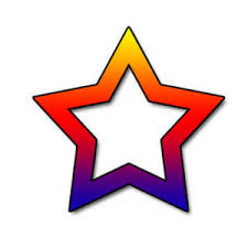 pictures of star shapes