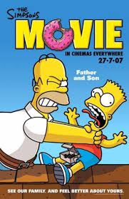movies the simpsons