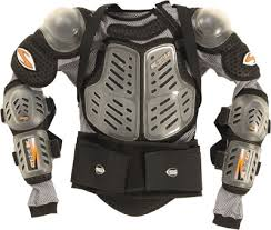moto cross body armour